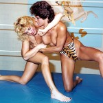 "GGC-111a  ""BIG GIRLS BATTLE""   (24 mins.)"