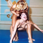 "GGC-111b  ""BIG GIRLS BATTLE""   (17 1/2 mins.)"