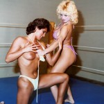"GGC-111c  ""BIG GIRLS BATTLE""   (16 mins.)"