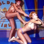 """GGC-188b  """"NEWCOMERS BARE BREASTED BATTLES""""   (14 1/2 mins.)"""