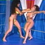 """FB-113b  """"QUEEN OF THE RING""""  (16 1/2 mins.)"""