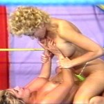 "FB-120c  ""SEXY BARE BREASTS BATTLES""  (19 mins.)"